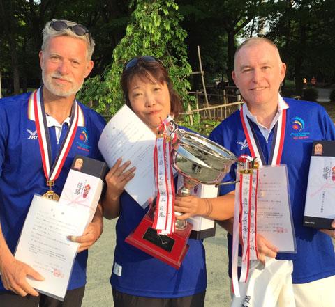 2017 Koto-ku Petanque Tournament