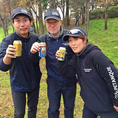 2018 Yumenoshima Singles Tournament Buehler Nabeshima Goma