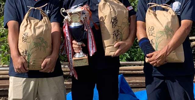 2019 Tani Cup Petanque Tournament 1st price
