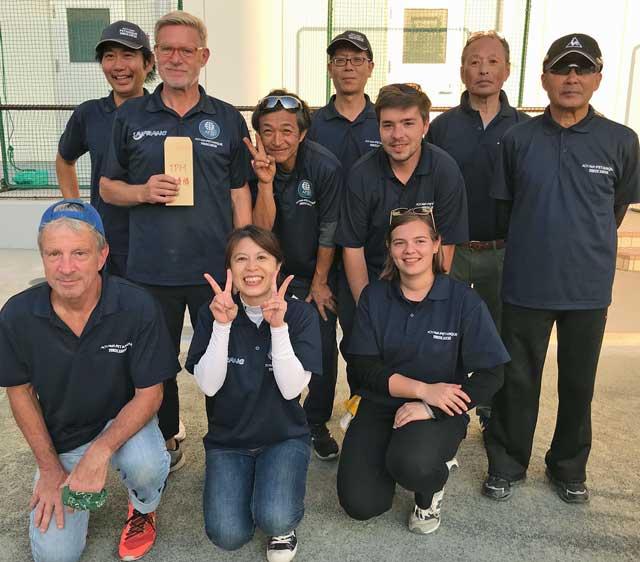 2019 Tokyo Petanque Meeting Tournament