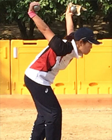 2017 Women Petanque World Championship Kaihua China Ayumi Goma Shooting Competition
